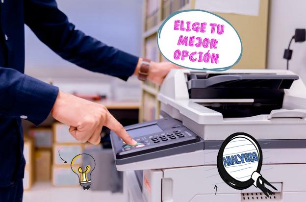 ¿Cómo elegir la impresora ideal para la oficina?
