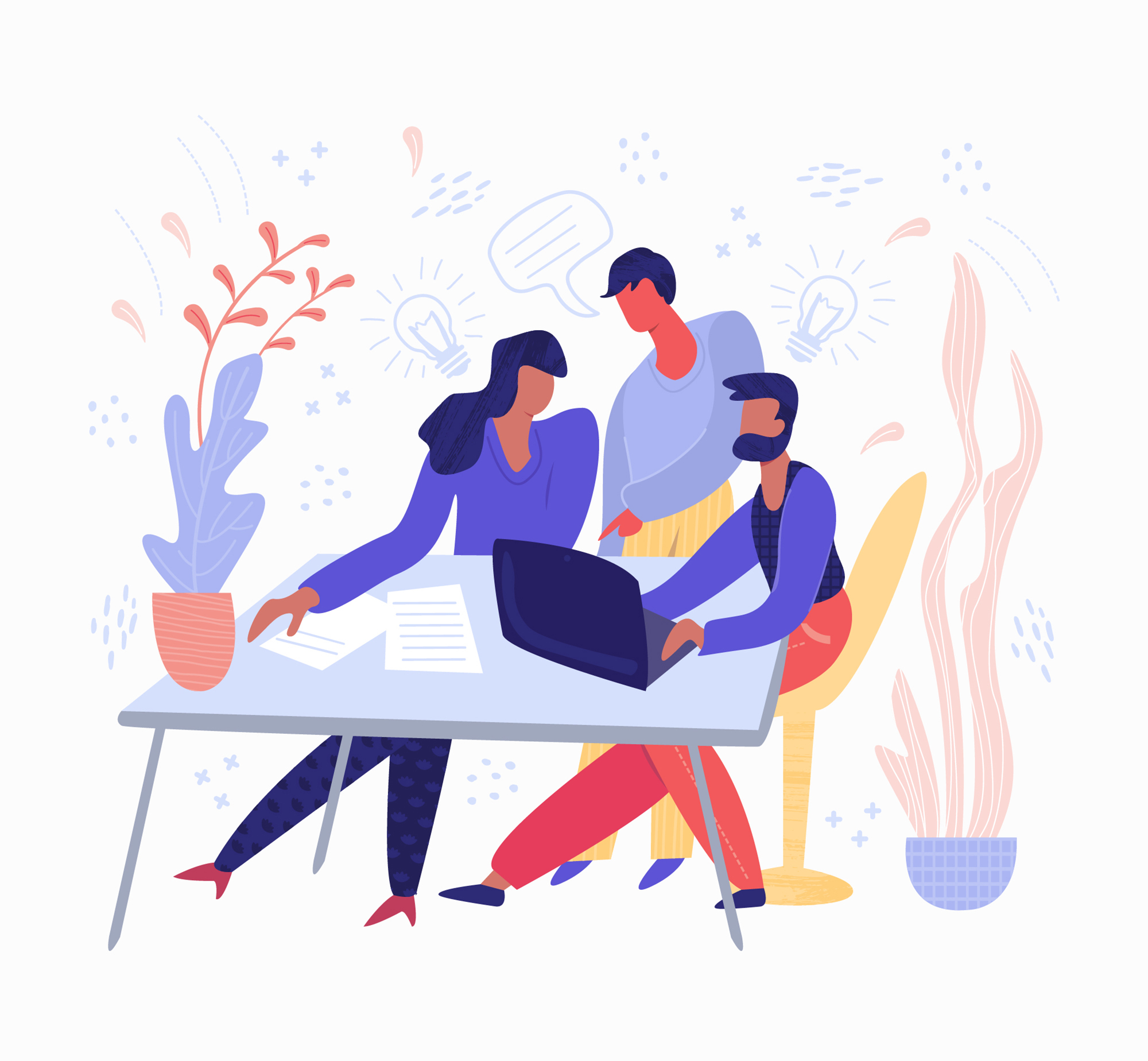 ¿Cómo trabajar con alguien con quien NO nos llevamos bien?